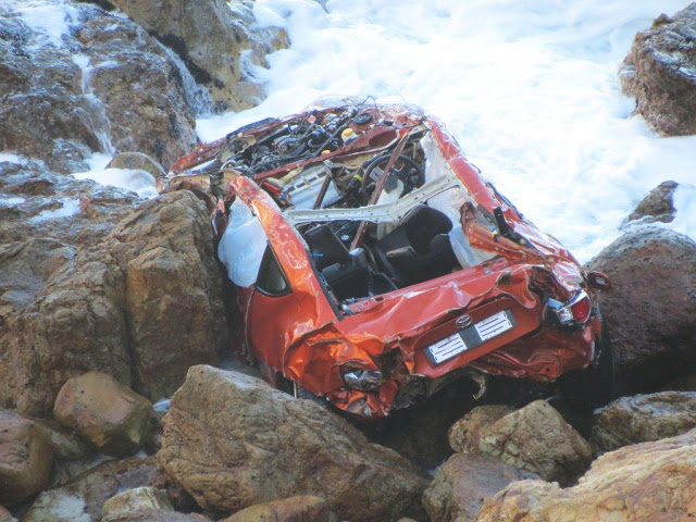 Ferrari South Bay >> Cape Town Man Dies After Toyota GT-86 Goes Off Cliff Near Koelbaai