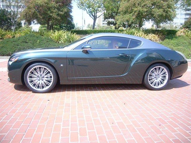 Ultra Rare Limited Edition Bentley Continental Gtz Spotted In South
