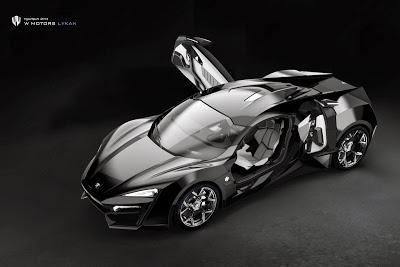 Lykan Hypersport Will Debut At Dubai International Motor Show In November