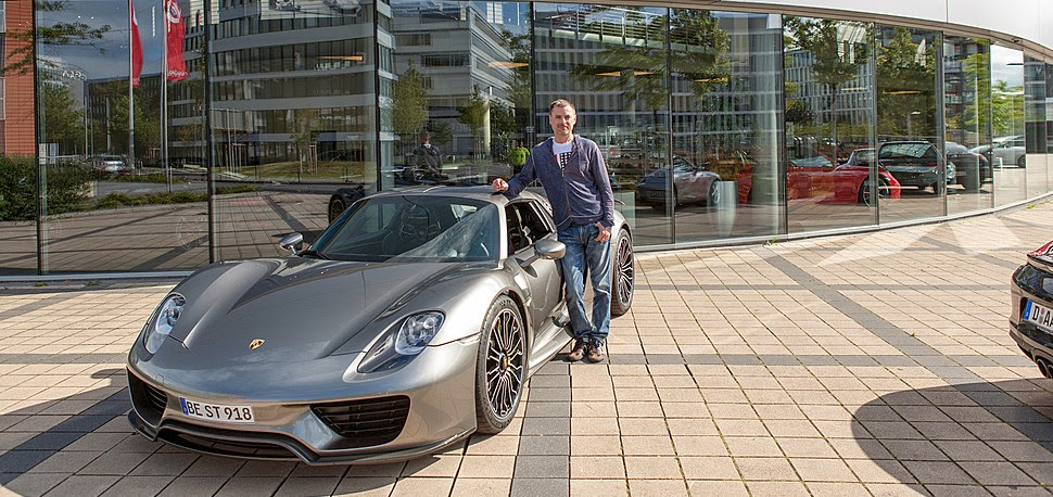 edo competition set to be first to tune porsche 918 spyder. Black Bedroom Furniture Sets. Home Design Ideas
