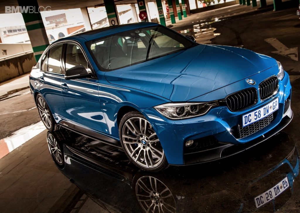 BMW South Africa Unveils Limited Edition 3 Series M