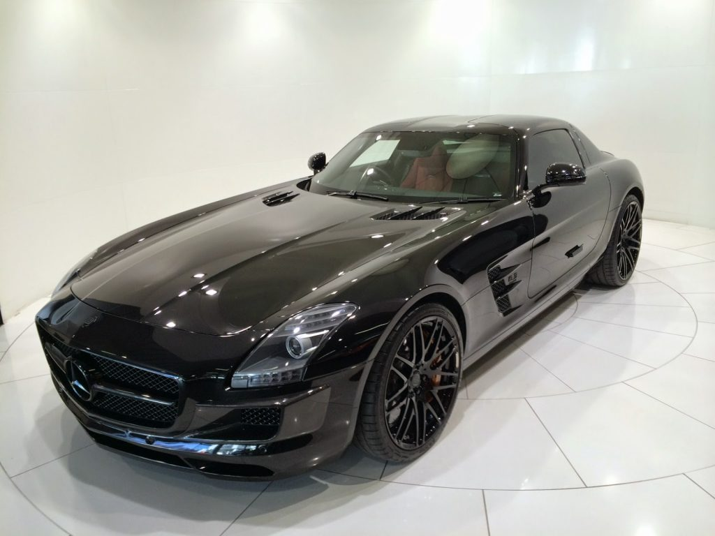 Beastly Brabus SLS AMG In South Africa