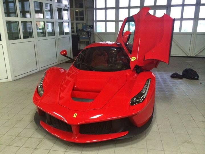 It Is Nigh On Impossible To Get A LHD Car In Here Legally But It Is  Possible So We May See A LaFerrari Spider In The Near Future.