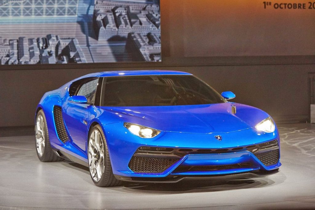 The Lamborghini Asterion Concept Is A 900 Hp Hybrid