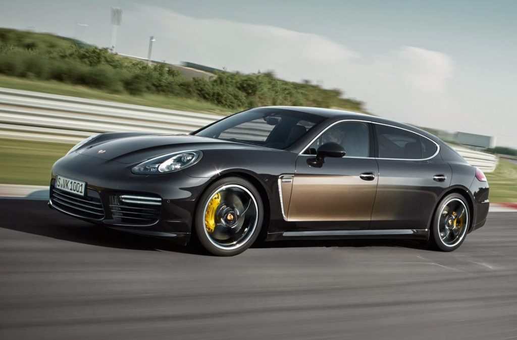 Porsche Exclusive Reveals Panamera Turbo S Executive Exclusive