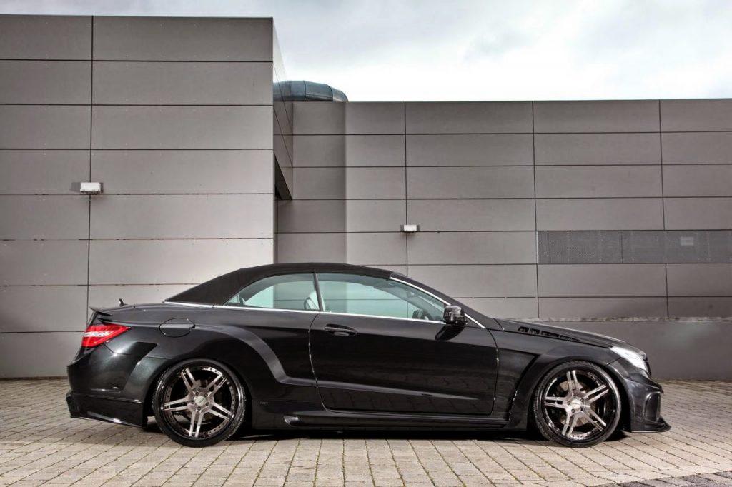 MEC Design Make Mercedes E-Class Coupe and Convertible