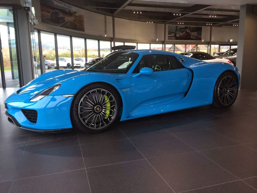 amg hints at porsche 918 spyder competitor. Black Bedroom Furniture Sets. Home Design Ideas