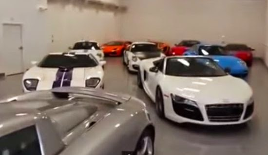 Eminem S Car Collection Is Absolutely Epic