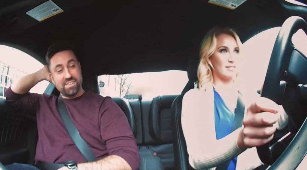 Speed dating prank. Ford Mustang Speed Dating Prank