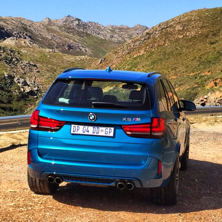 Bmw X6 Price South Africa: Driven: 2015 BMW X5 M