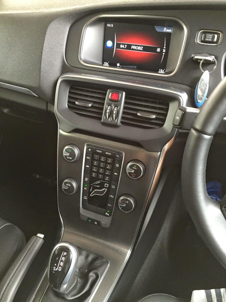 Driven: Volvo V40 T5