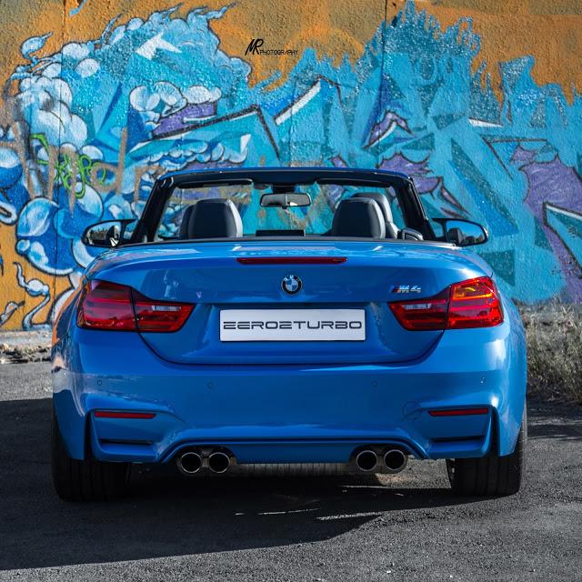 Driven: BMW M4 Convertible