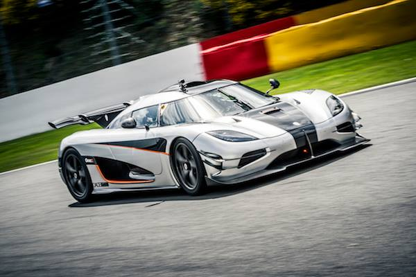 The Koenigsegg One Supposedly Just Hammered All The Hypercars