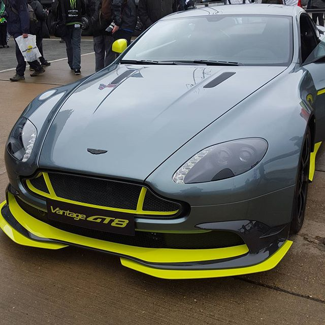2016 Aston Martin Vanquish Camshaft: The Aston Martin Vantage GT8 Is Officially The Best