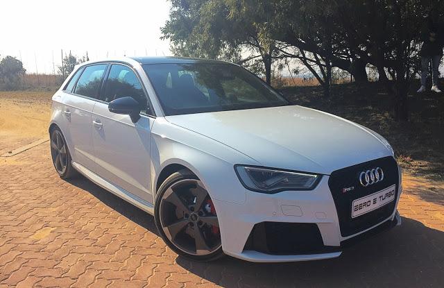 Driven | 2016 Audi RS3 Sportback