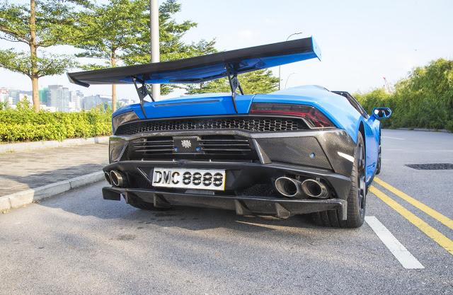 Dmc S Lamborghini Lp1088 E Gt Spyder Looks Insane